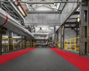 Odolná priemyselná podlaha